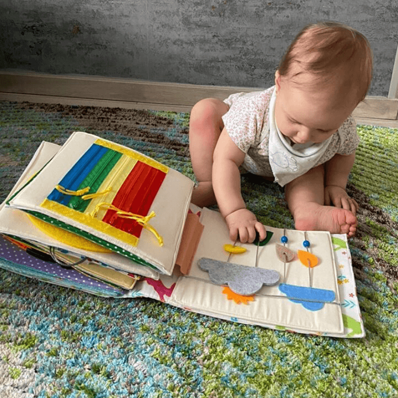 carte senzoriala bebelusi