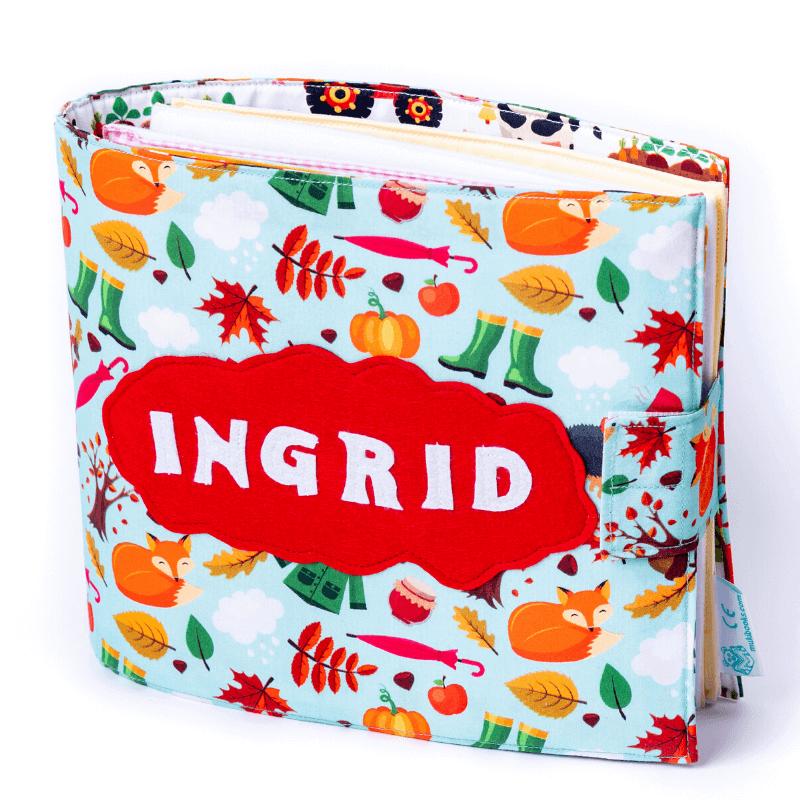 carticele pentru bebelusi Ingrid