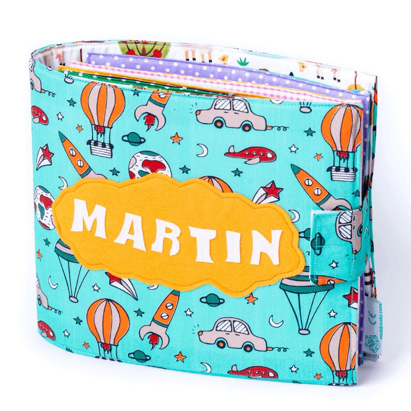 carte senzoriala bebelusi Martin