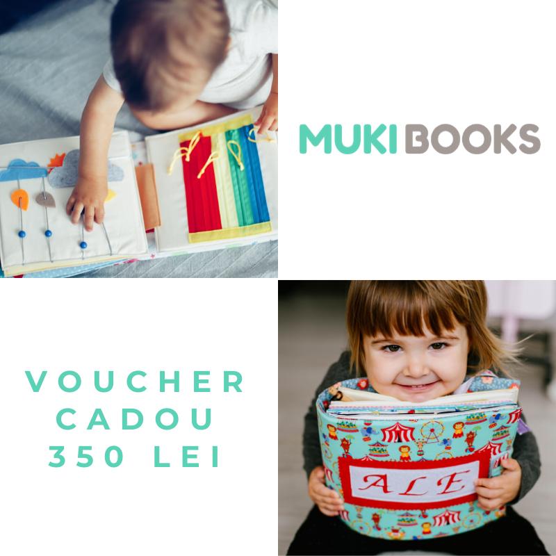 voucher cadou Mukibooks